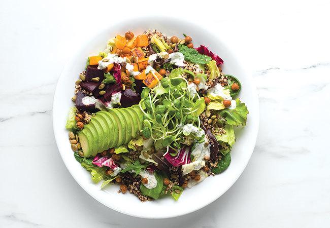 Quinoa-Powerbowl