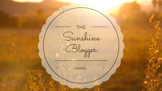 The Sunshine Blogger Award – Spreading theJoy