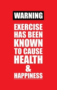 Warning exercise