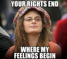 Your rights end