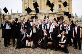 oxford graduation