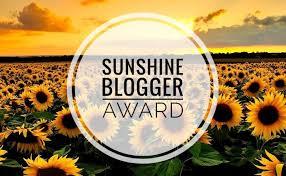 sunshine blogger
