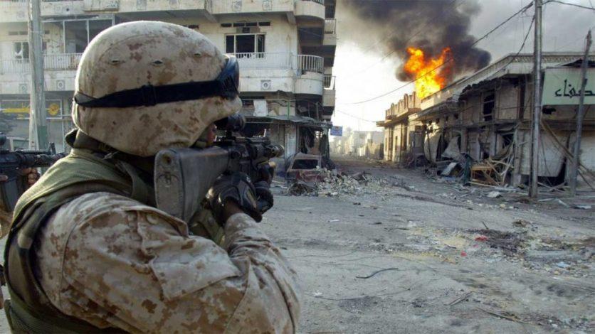 aftermath war