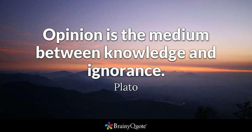 PLato KNowledge