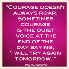 321 Quote Me:Courage